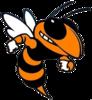 Booker T. Washington Hornets Swimming Logo