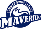 Maverick Summer Swim League Logo