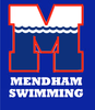 Mendham Swimming Logo