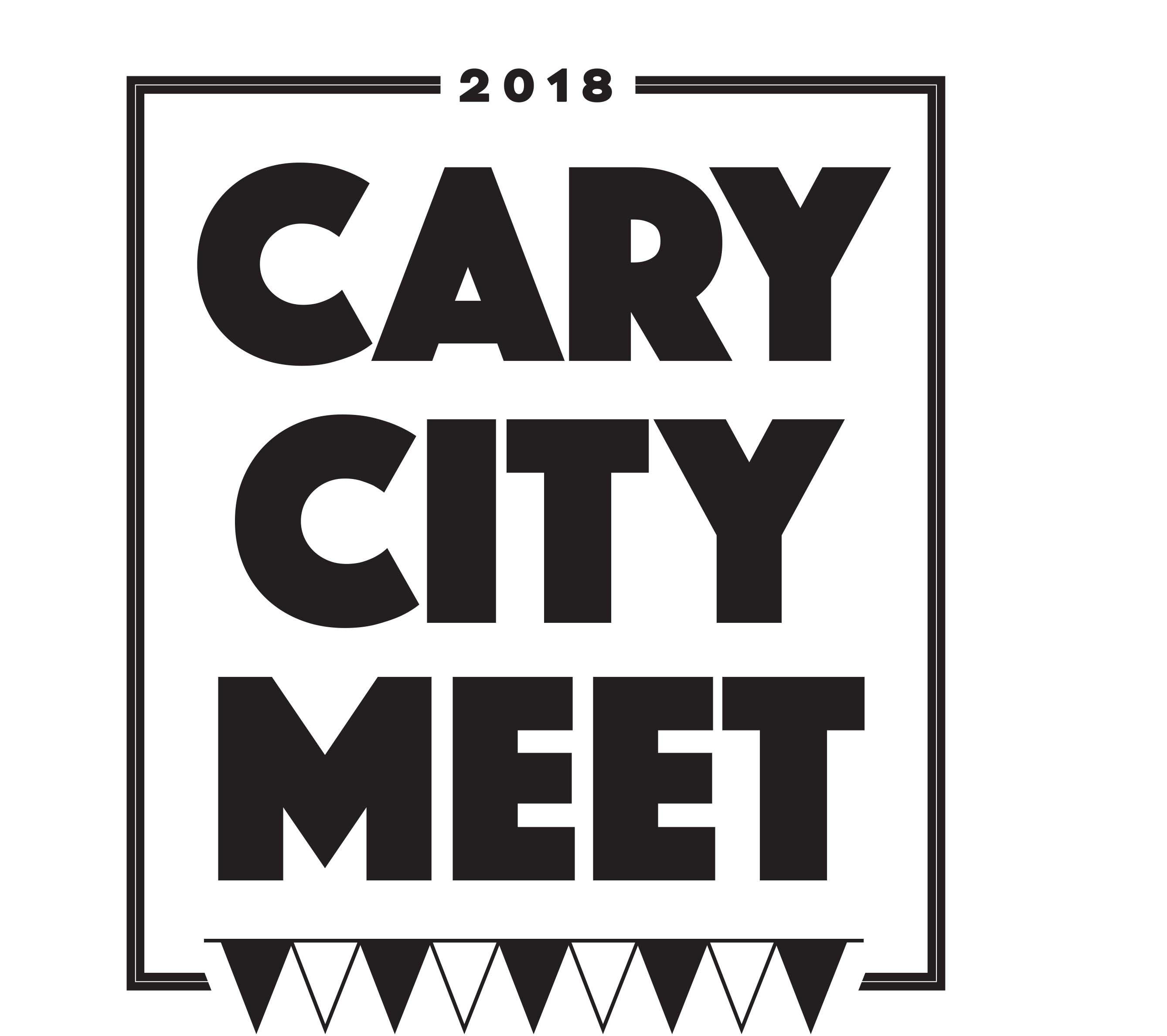 Cary City meet 2018