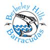 Berkeley Hills Barracudas Logo