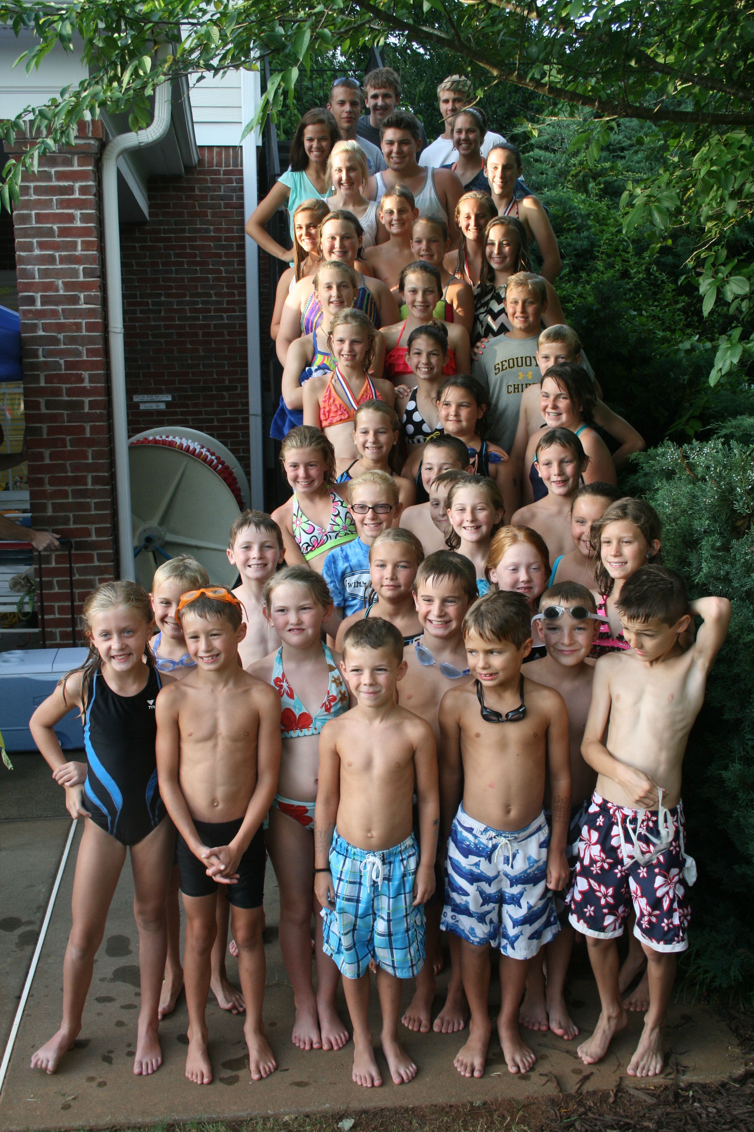 grpa district 5 swim meet 2012