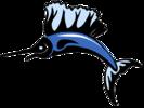 Hobcaw Marlins Logo