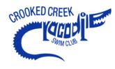 Crooked Creek Swim Club Logo