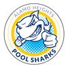 Alamo Heights Pool Sharks Logo