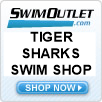 Shop the Tiger Sharks Swim Shop!