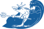 Kingstream Kahunas Swim team Logo