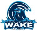 Towne Lake Wake Logo