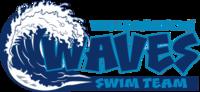 Wellington Waves Swim Team Logo