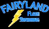 Fairyland Flash Swim Team Logo