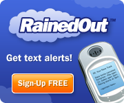 sign up to receive text messages about last minute weather changes
