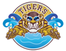Tiger Splash Swim Team Logo