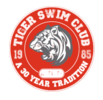 Tiger Swim Club Logo