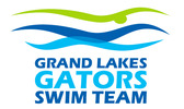 Grand Lakes Gators Swim Team Logo