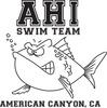 AHI Swim Team Logo