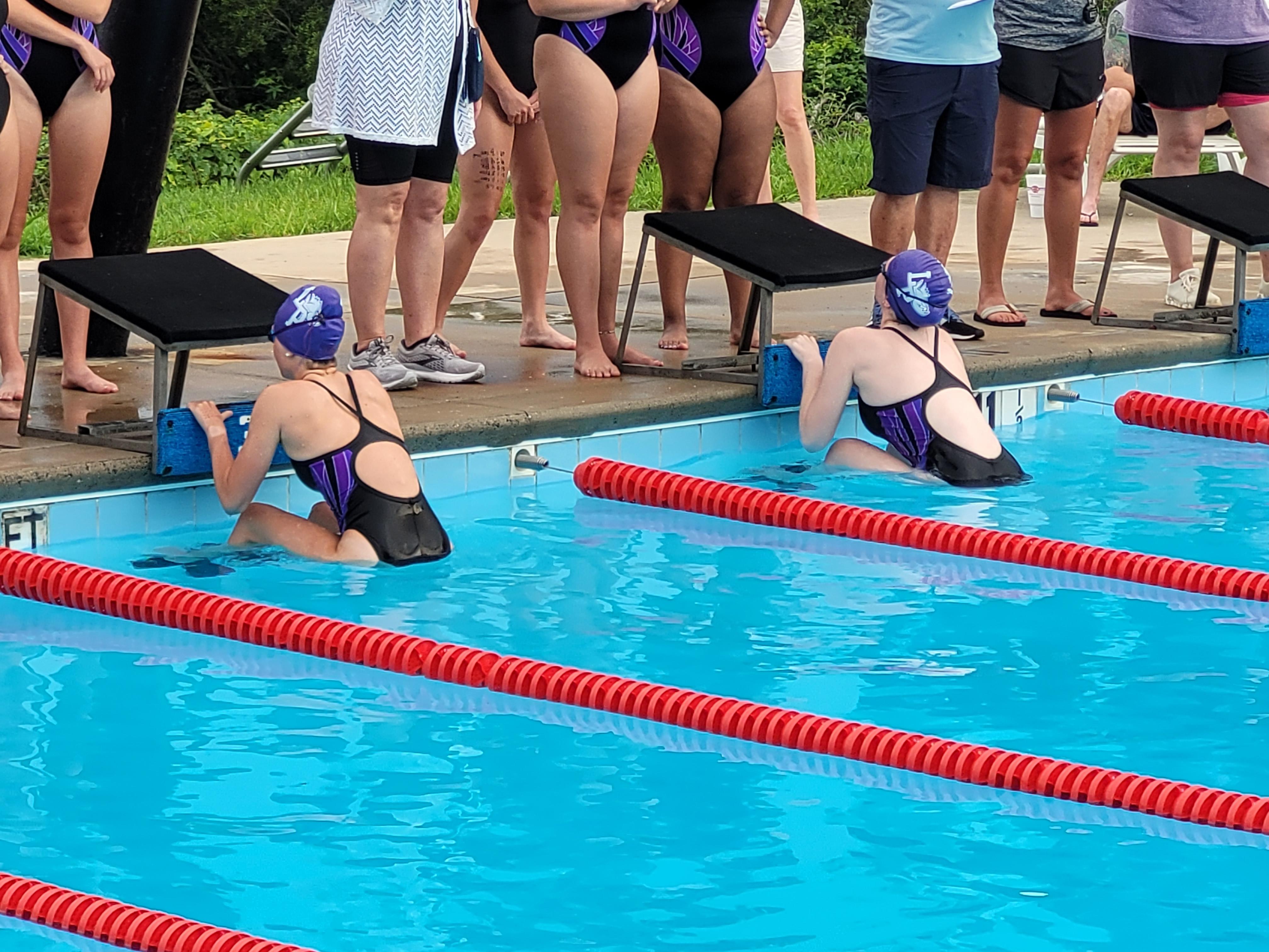 Proper Backstroke Start