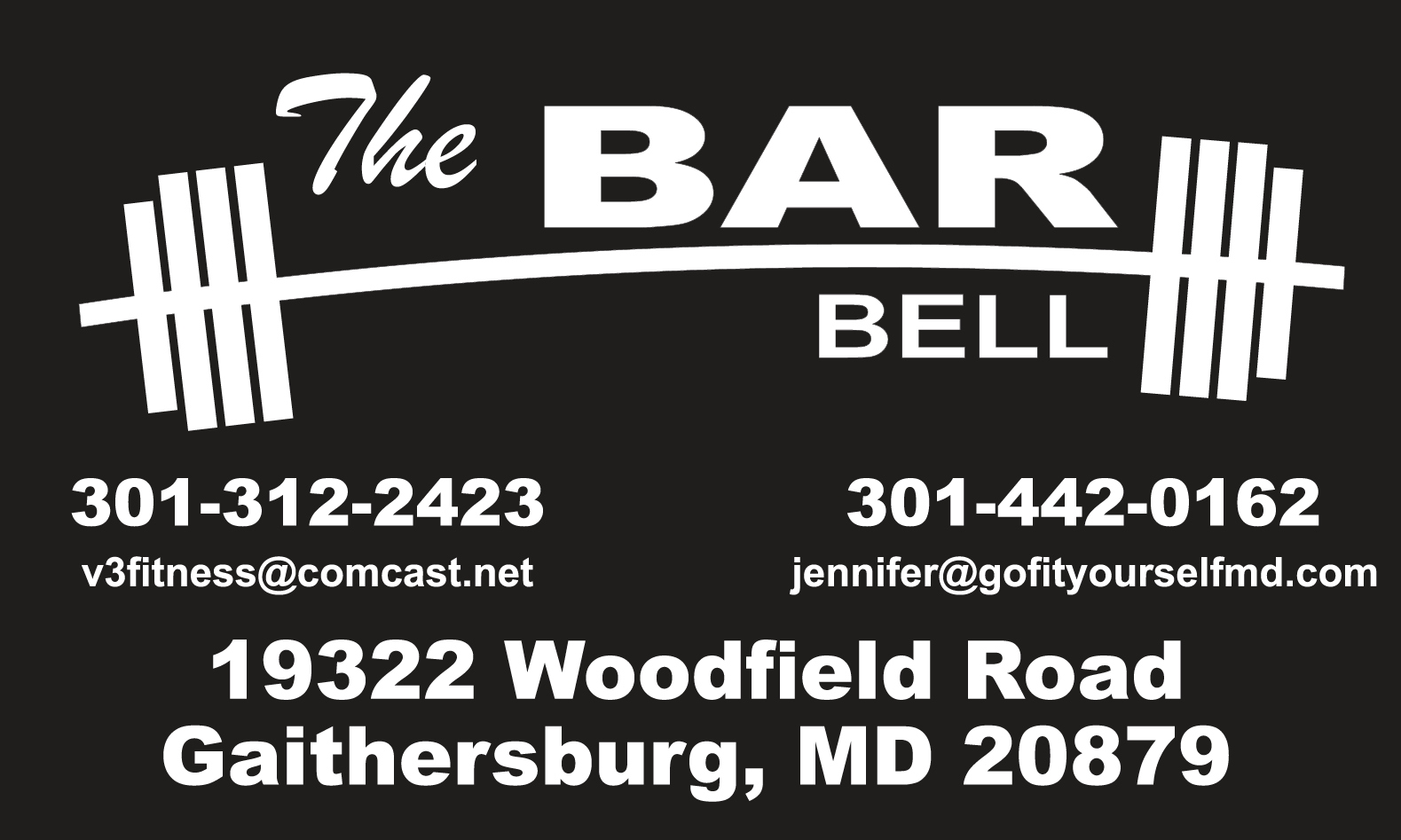 The BarBell logo