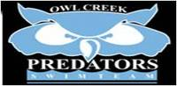 Owl Creek Swim Logo