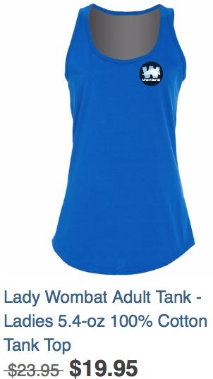 Lady Tank Top