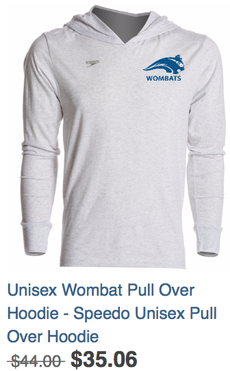 Unisex Pull Over Hoodie
