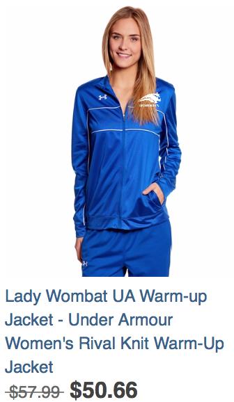 Lady Warm-up Jacket