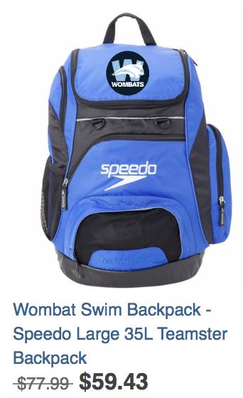 Speedo Team Backpack