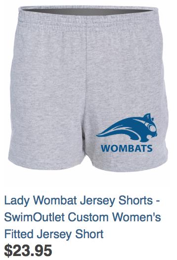 Lady Jersey Shorts