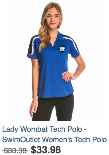 Lady Tech Polo