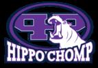 High Point Pool HiPPos Swim Team Logo