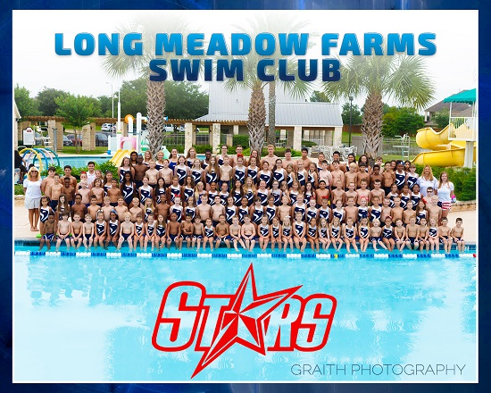 The STARS are looking forward to swimming our 5th year in the Long Meadow  Farms community as part of the Southwest Houston Recreational Swim League. Home   Long Meadow Farms STARS
