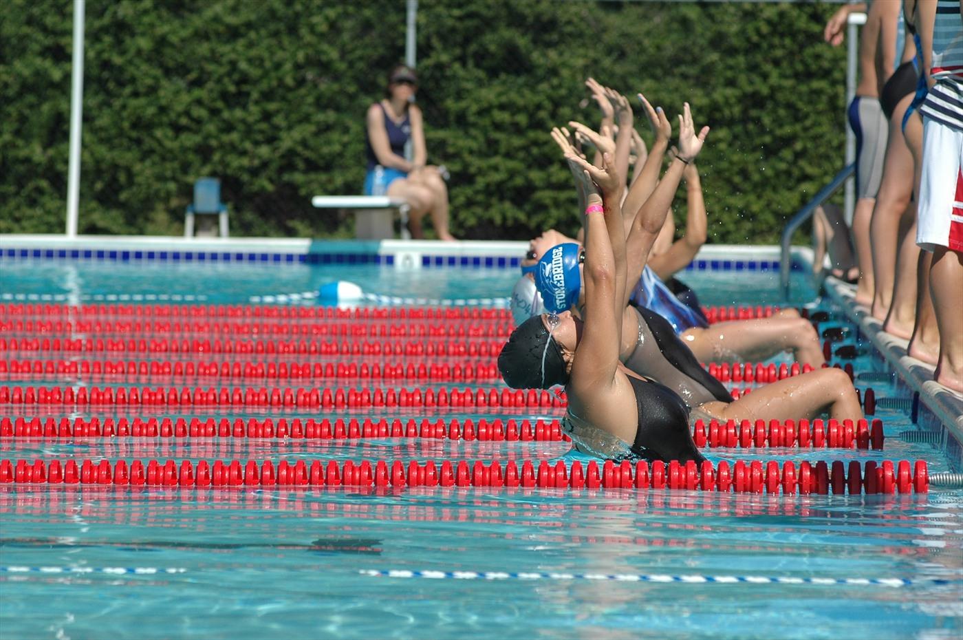 Mohican Swimming Pool Association Swim Team Meet Schedule