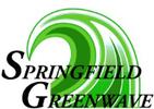 SPRINGFIELD GREENWAVE Logo