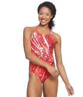 759b887a2 Women's or Girl's Nike Splash Fastback - Red & White