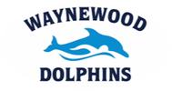 Waynewood Swim Team Logo