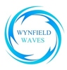 Wynfield Waves Swim Team Logo