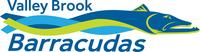 Valley Brook Barracudas Logo