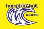 Hampton Hall Waves Logo