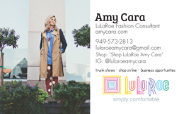 LLR Amy Cara