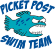 Picket Post Swim Team Logo