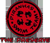 Piranha Skeleton Logo